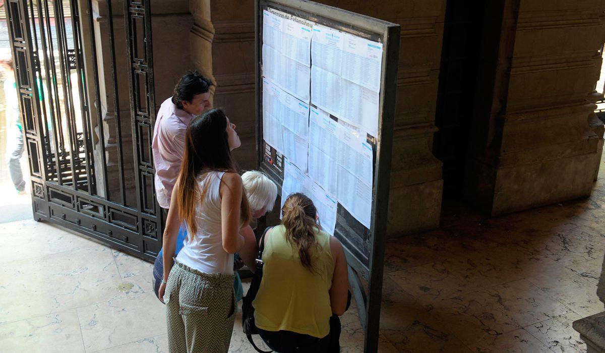 Tras los reclamos, incorporan al padrón a un millón y medio de electores