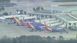 Un Boeing 737 Max tuvo que hacer un aterrizaje de emergencia