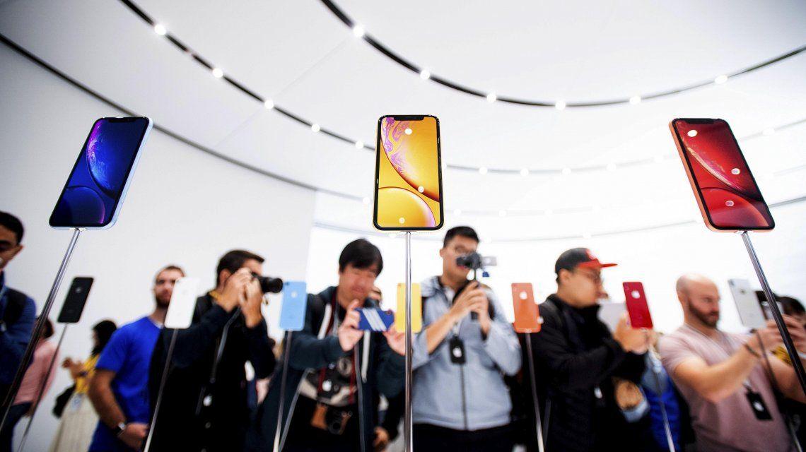 Problemas para Apple en Estados Unidos