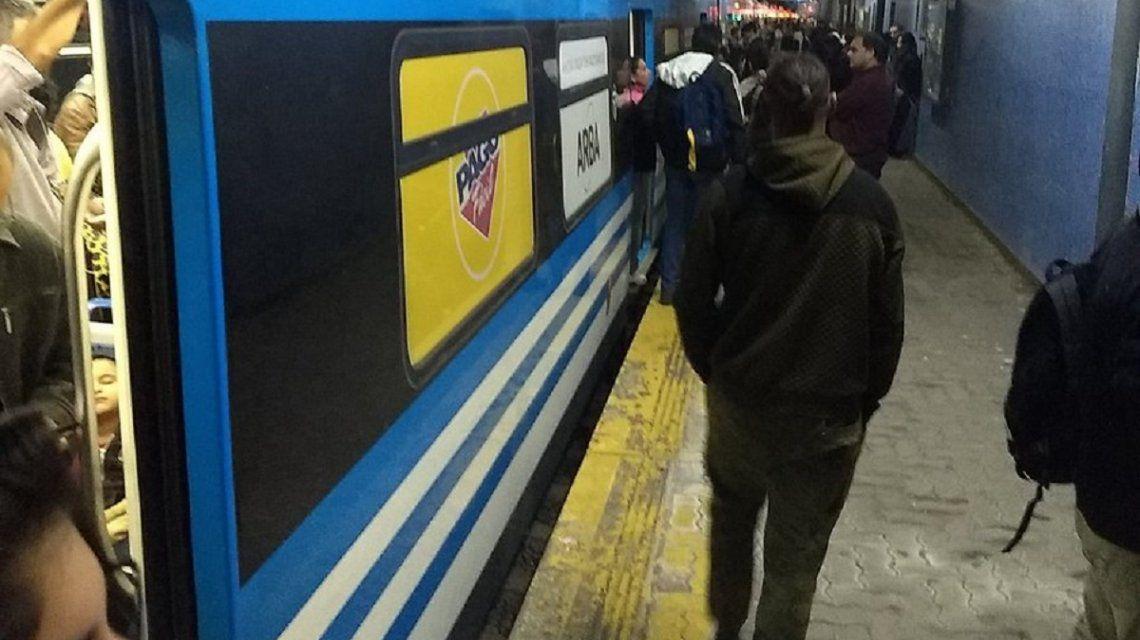 Cada tres días hay una amenaza de bomba en los trenes