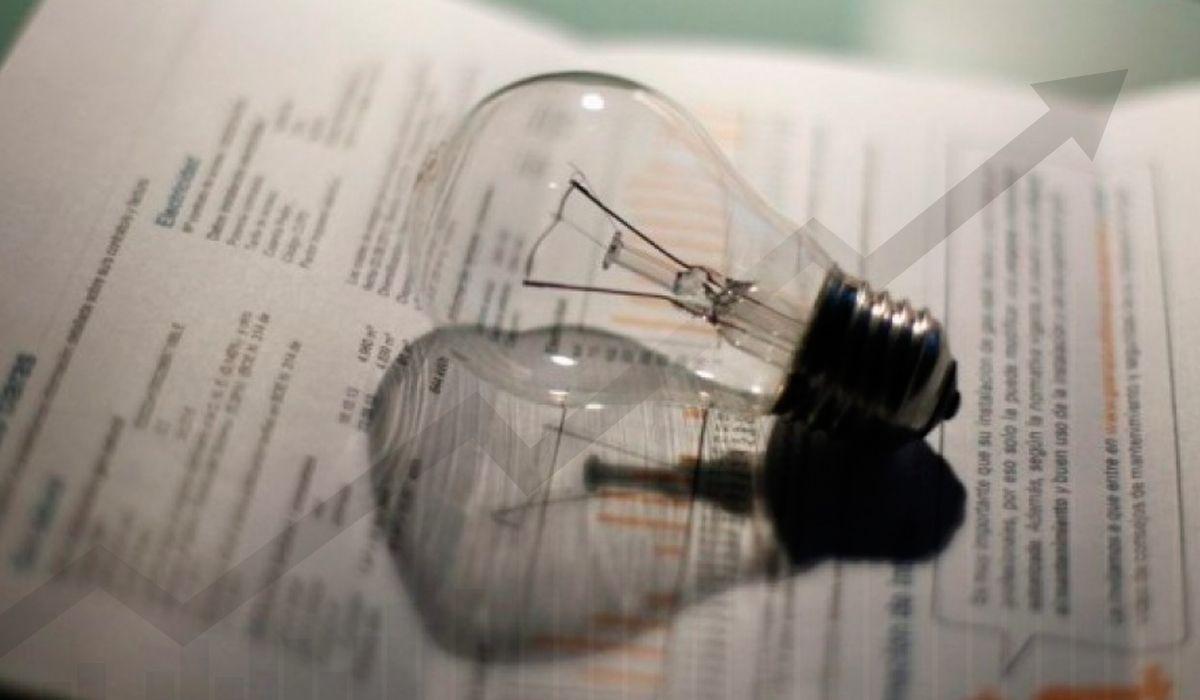 Nuevo aumento de luz desde enero en la Provincia