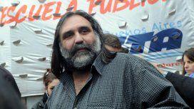 Baradel dijo que los docentes le van a exigir más a Kicillof que a Vidal en las paritarias
