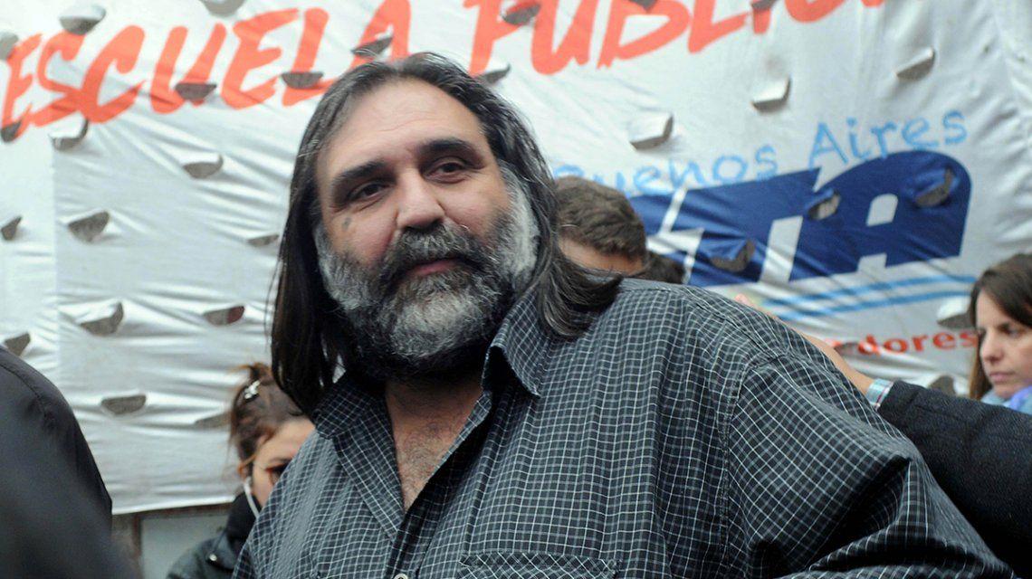 Baradel: Alberto Fernández se mostró favorable a restablecer la paritaria nacional docente