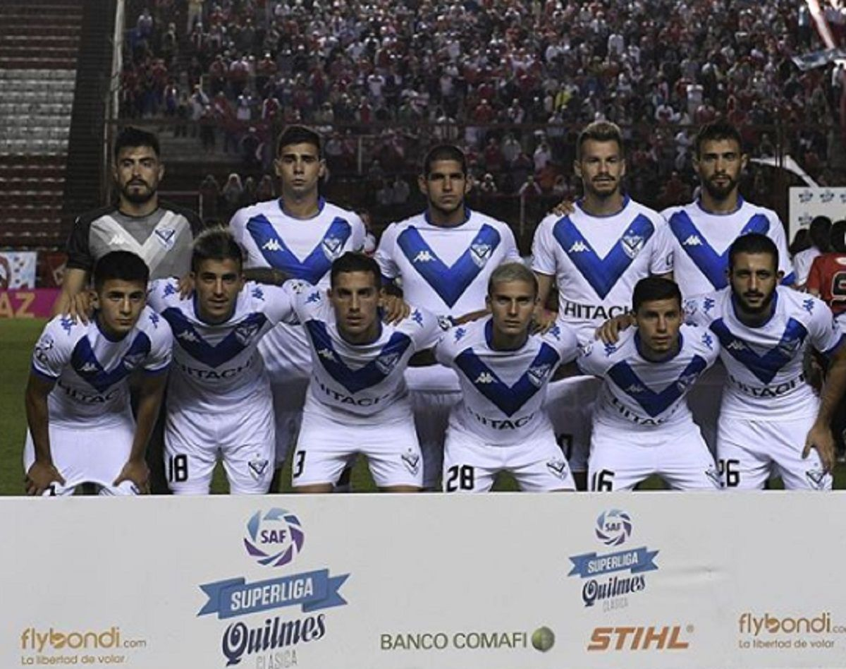 Foto: Vélez oficial