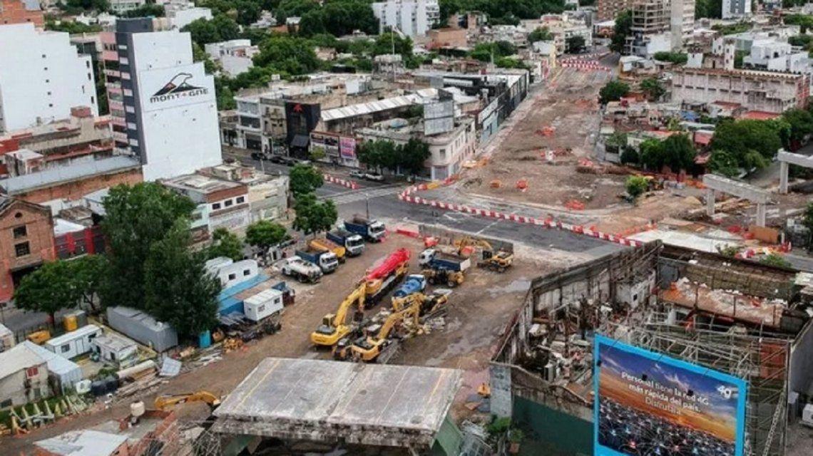 La Ciudad reabre este miércoles la avenida Juan B. Justo a la altura de Cabrera