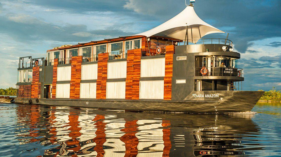 Boutique, una cápsula, sobre el río Amazonas y domos: 4 hoteles exóticos en Perú