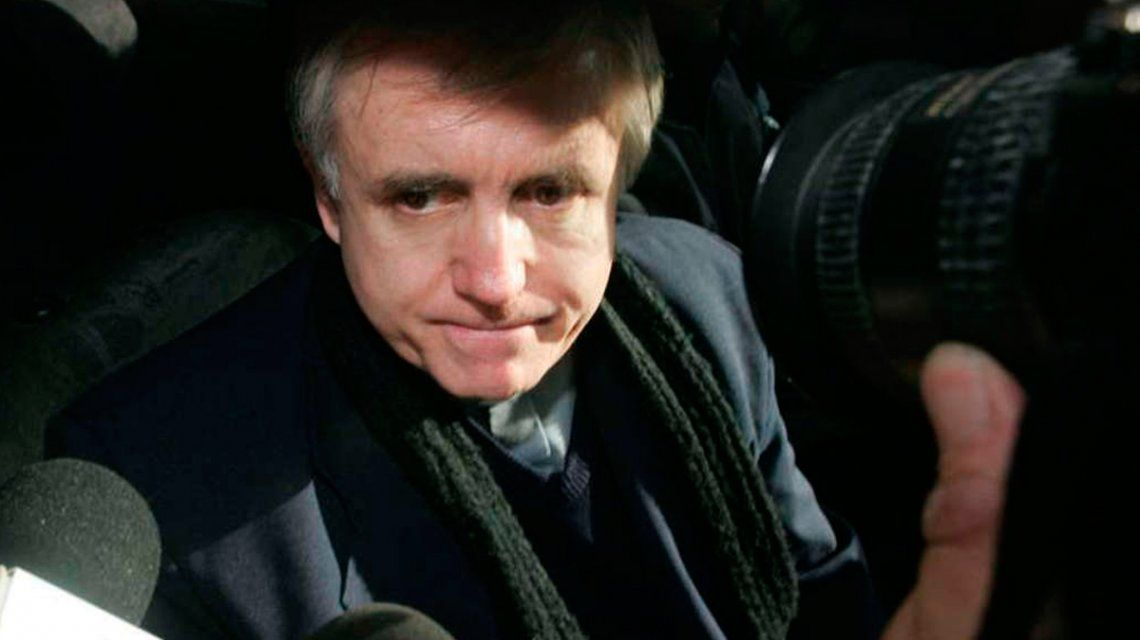 Grassi intimida desde la cárcel a un psiquiatra que atendió a una de sus víctimas