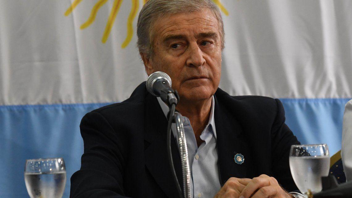 Denunciaron a Aguad por sus dichos sobre la tripulación del ARA San Juan