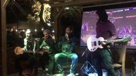 La fiesta argentina en San Antonio en el día de Manu Ginóbili