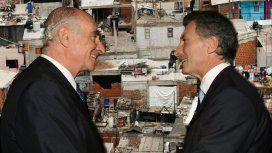 Fernando De La Rúa y Mauricio Macri, dos presidentes con altos índices de pobreza