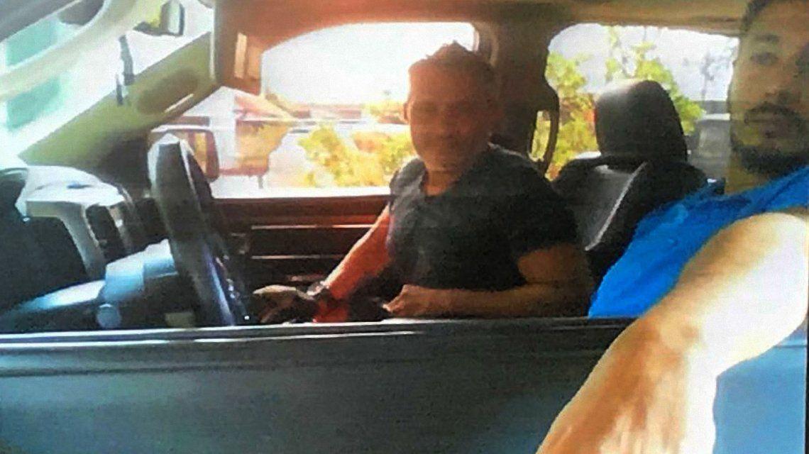 Pachelo (de gris) irá a juicio por el crimen de María Marta García Belsunce