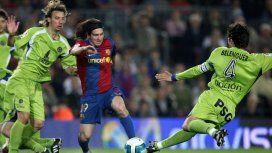 Lionel Messi le marcó un golazo al Getafe