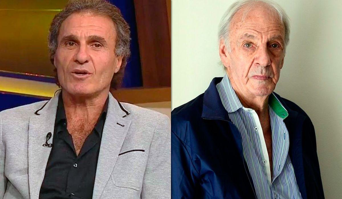 Ruggeri atacó a Menotti:Habla bárbaro y no hace nada