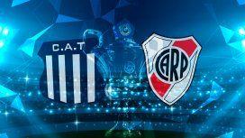 River buscará asegurarse jugar la Copa Libertadores 2020 frente a Talleres
