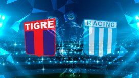 Tigre vs. Racing por la Superliga 2018/19: horario