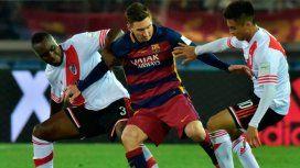 A Messi le preguntaron si era hincha de River y su respuesta no dejó dudas