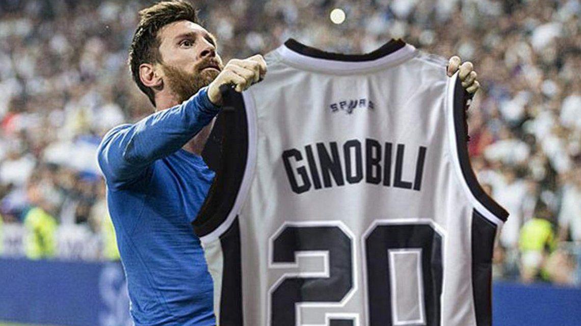 Los mejores videos y memes que dejó el homenaje a Ginóbili
