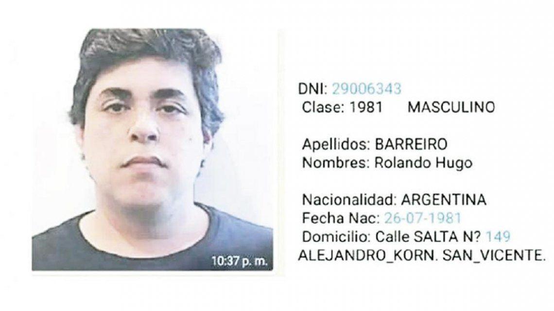 Se entregó el espía de la AFI que estaba prófugo y que operaba con Marcelo DAlessio
