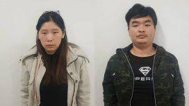 Atraparon en Dubai a una pareja acusada de asesinar a tres chinos en un supermercado de Junín