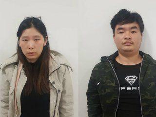 atraparon en dubai a una pareja acusada de asesinar a tres chinos en un supermercado de junin