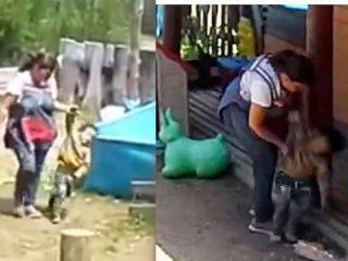 villa la angostura: grabaron a una maestra mientras maltrataba a nenes en un jardin