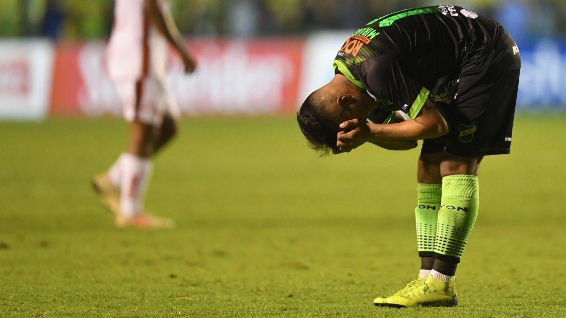 Defensa empató con Unión y no le alcanzó para pelear hasta el final del torneo