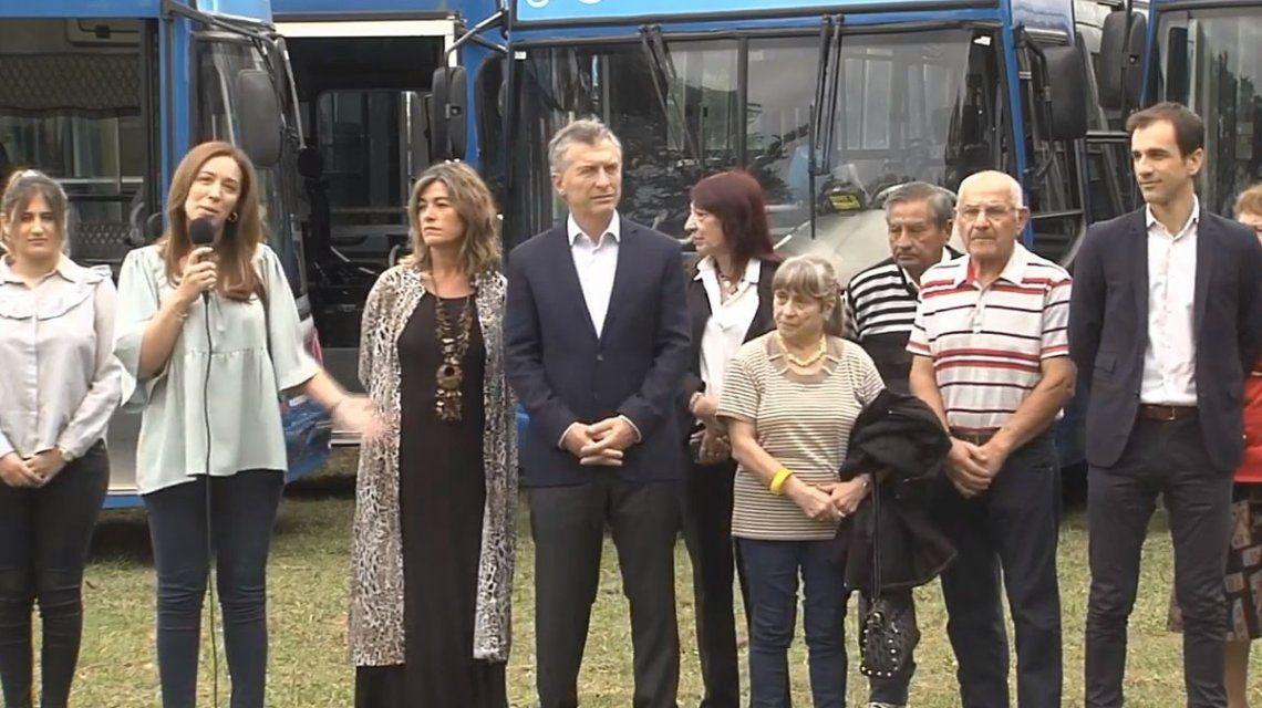 Macri: Los docentes no adhieren a los gremios en la Provincia