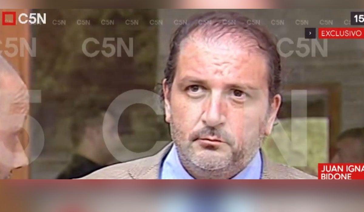 A diferencia de Stornelli el fiscal Bidone se presentó ante Ramos Padilla y se puso a disposición de la justicia