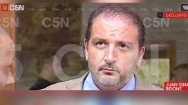 A diferencia de Stornelli, el fiscal Bidone se presentó ante Ramos Padilla y se puso a disposición
