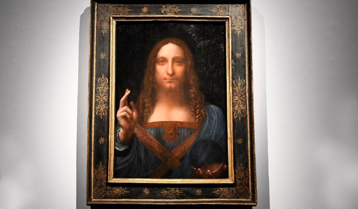 Misterio y conmoción: desapareció una pintura de Da Vinci valuada en 450 millones de dólares