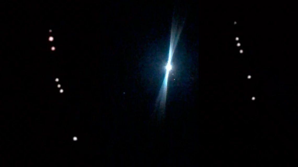 Aseguran haber visto OVNIS en Buzios