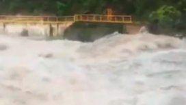 Alerta en Córdoba por inundaciones: se registraron al menos 260 evacuados