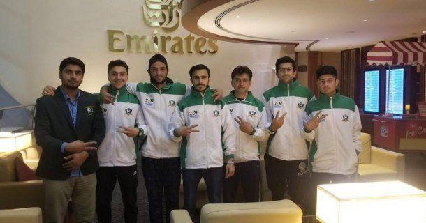 Selección de Pakistán