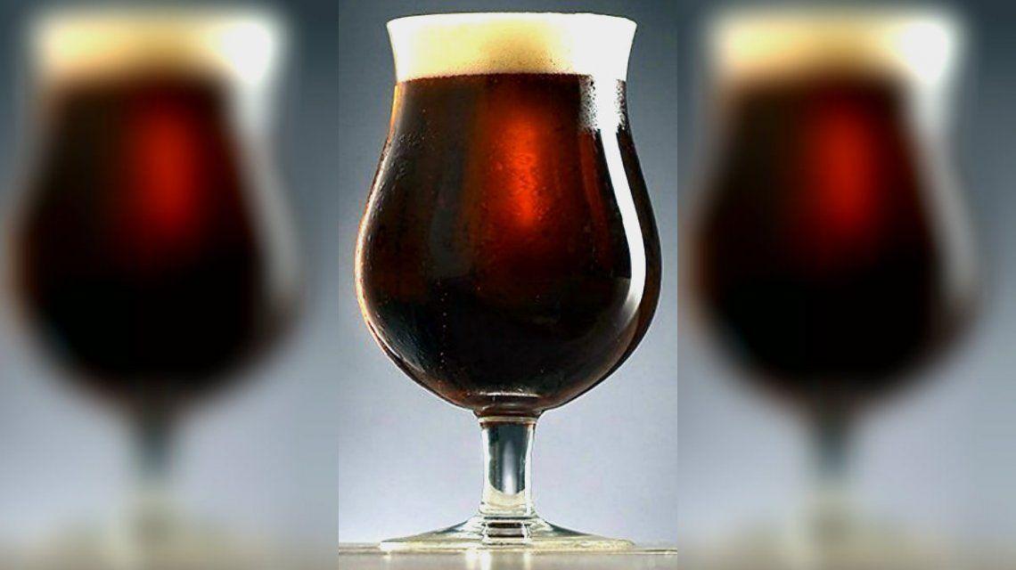 ¿Por qué se sirve la cerveza IPA en copa?