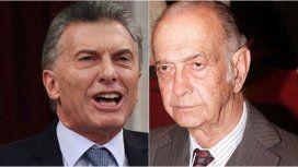 Mauricio Macri y José Alfredo Martínez de Hoz
