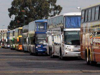 empresas de transporte de larga distancia podrian reducir las frecuencias por el aumento de la nafta