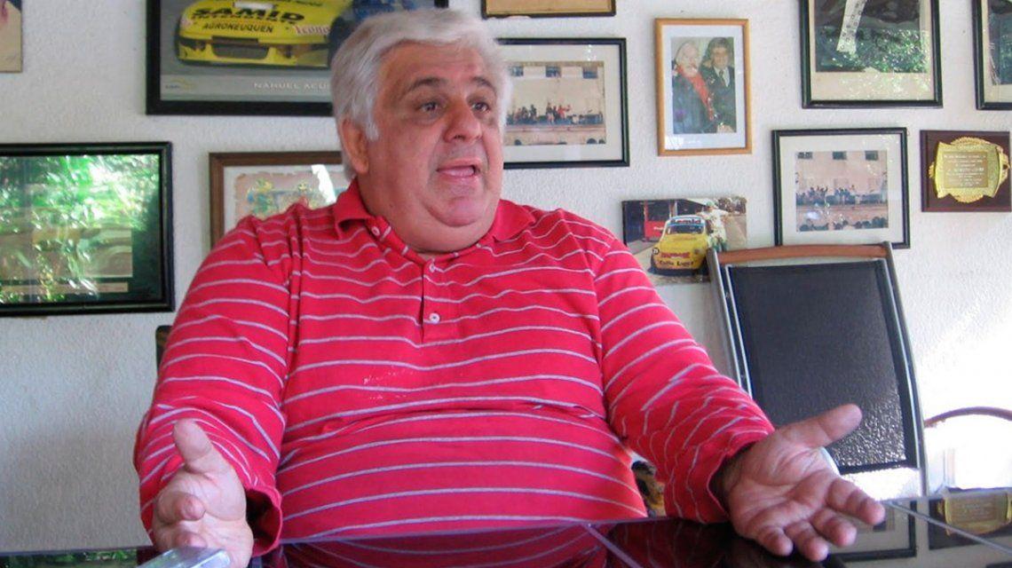 Ordenaron detener al empresario Alberto Samid