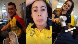 Increíble: retuvieron a la Selección colombiana de BMX en su entrada al país