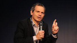 Lucas Llach, flamante vicepresidente del Banco Nación