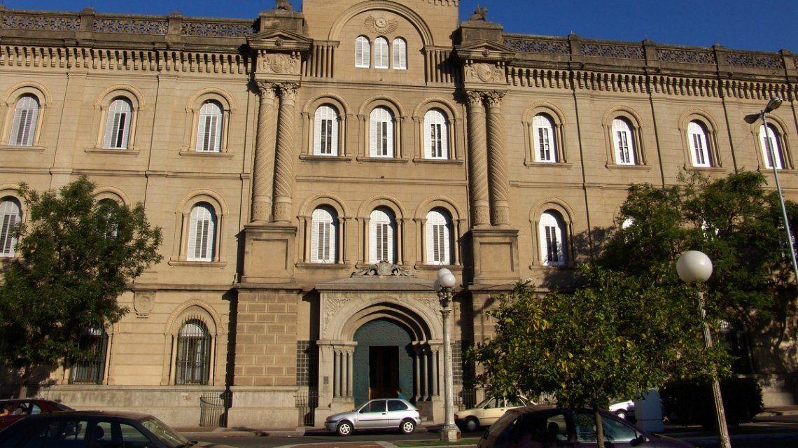 Fachada del colegio Inmaculada Concepción