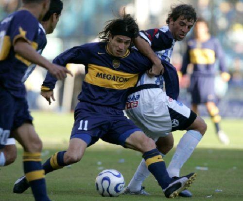 Bruno Marioni se agarró a piñas con un hincha en México