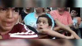 Desgarrador pedido de un nene al Concejo Deliberante en Tucumán: Tenemos hambre