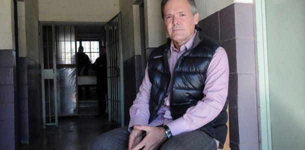 Fernando Farré desde la cárcel de Bahía Blanca