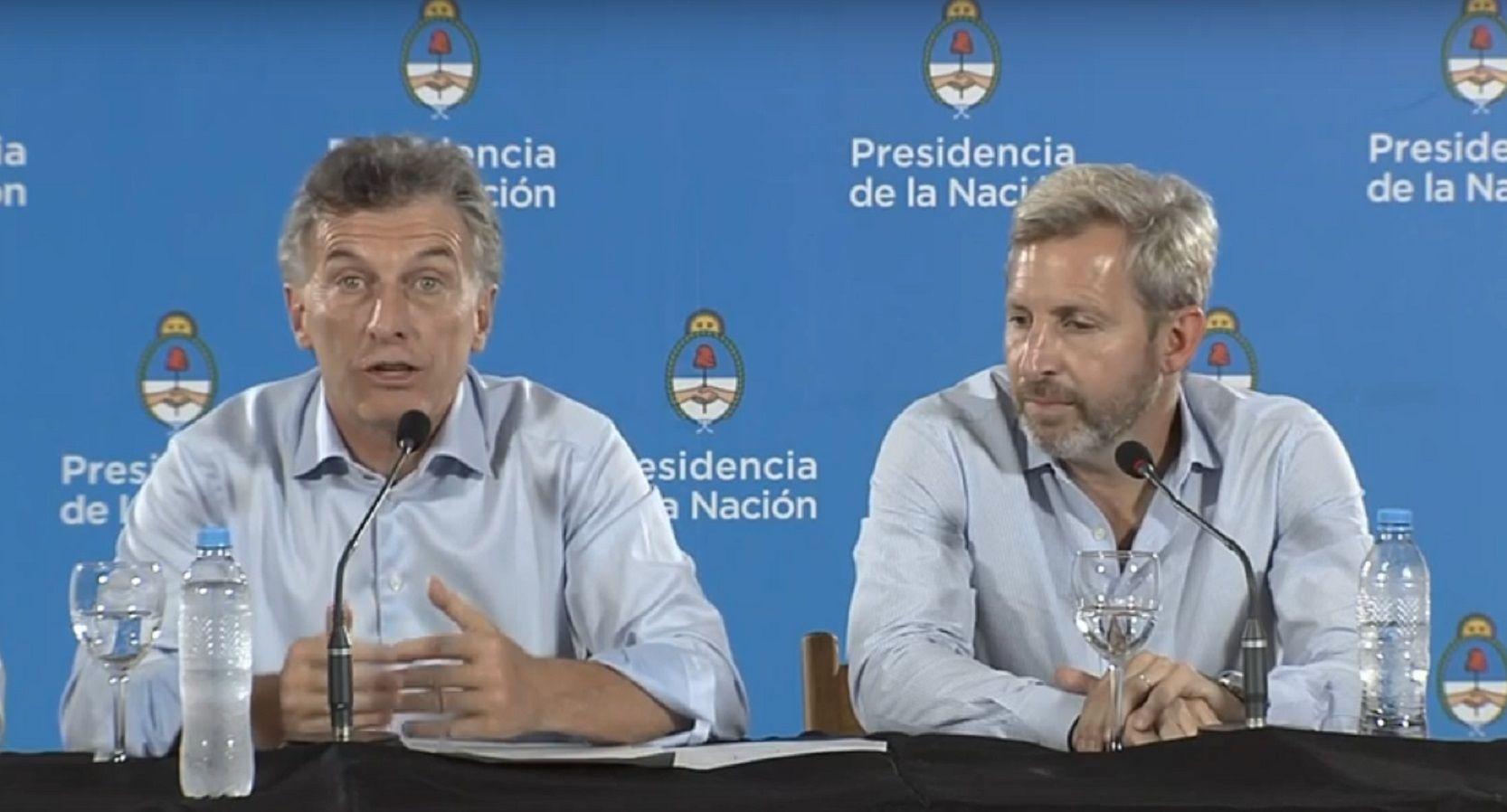 Macri ratificó que Vidal tiene que ser candidata a Gobernadora