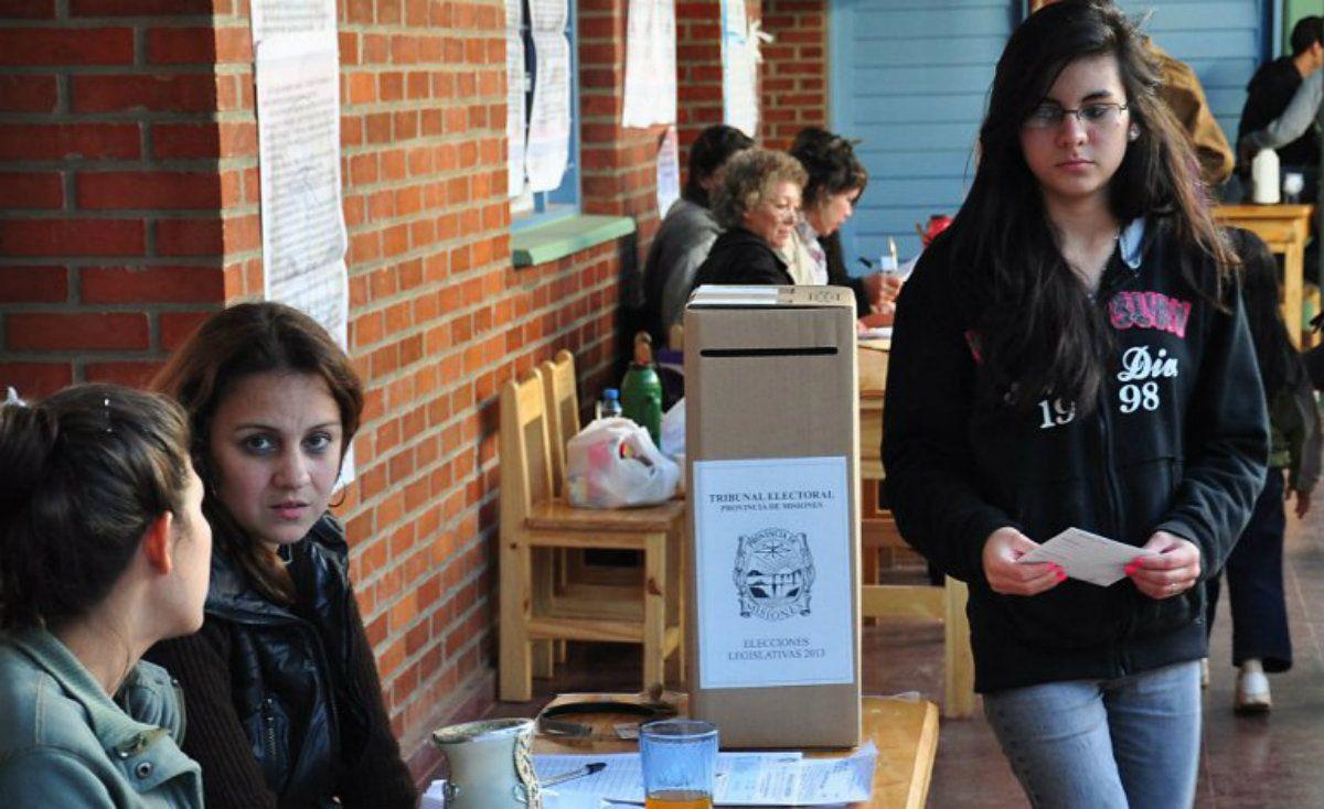 Ocho de cada diez jóvenes creen que su voto puede cambiar el destino del país