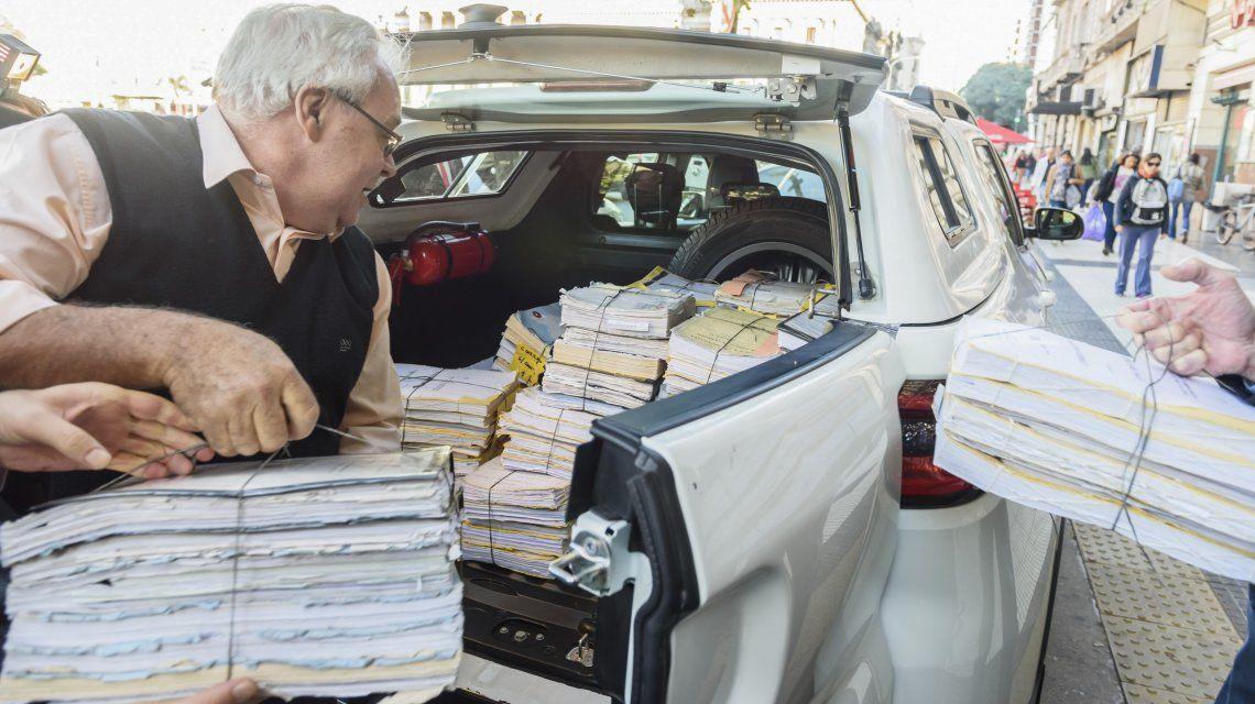 Los libros del Correo Argentino serán peritados por la Corte Suprema