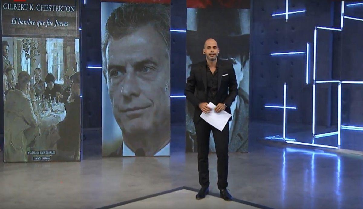 El hombre que fue jueves, el engaño al servicio del poder: el editorial de Julián Guarino