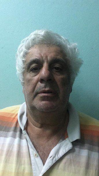 Alberto Samid fue detenido en Belice<br>