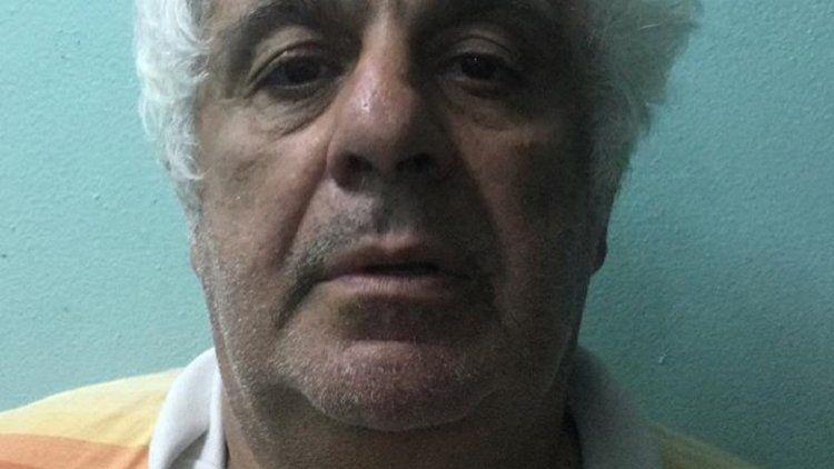 Alberto Samid fue detenido en Belice