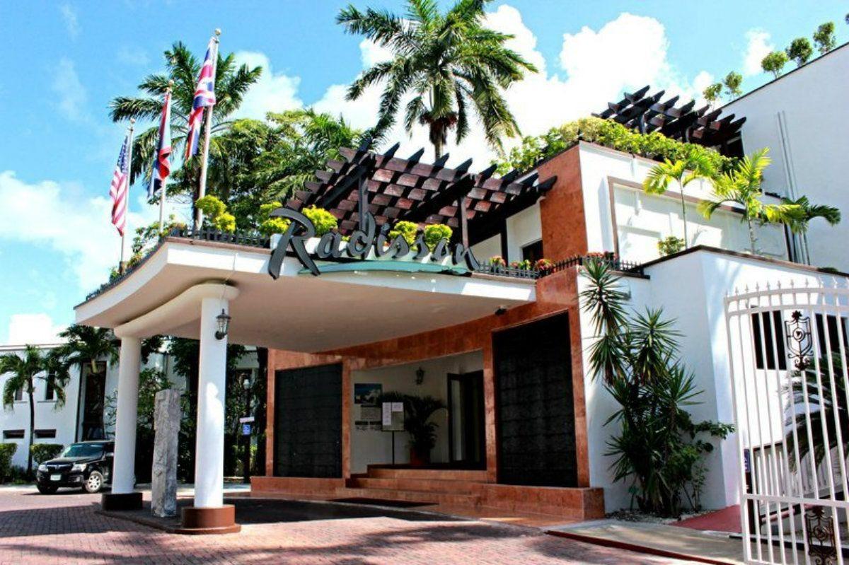 Cómo es el lujoso hotel Radisson en el que encontraron a Alberto Samid